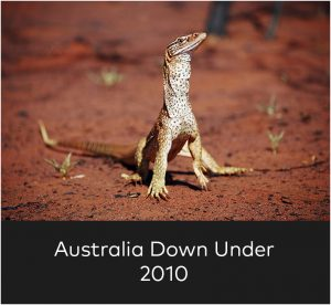 Australia Down Under 2010